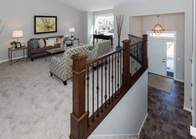 005_Foyer & Living Room